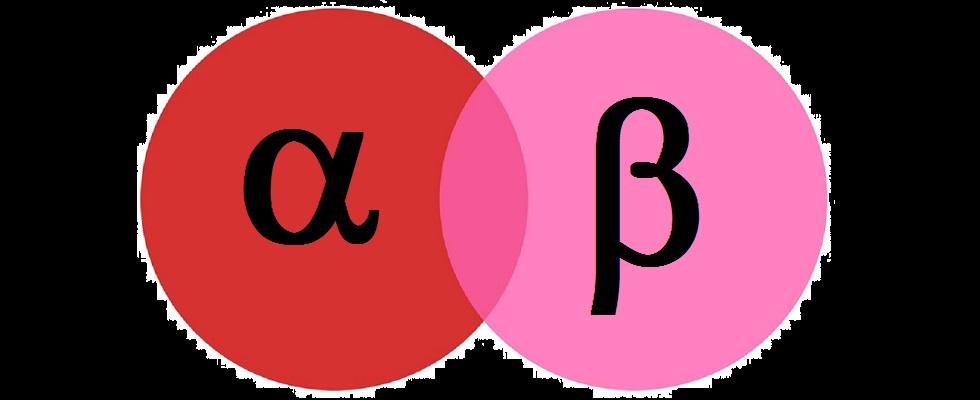 alfa e beta
